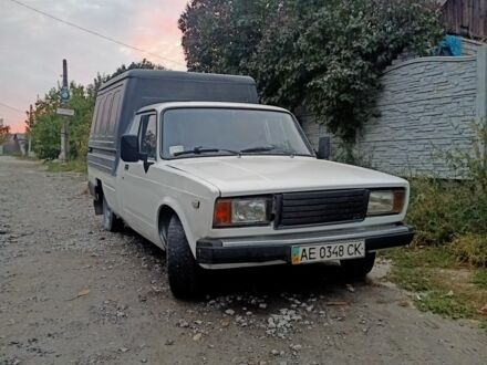 Белый ВАЗ 2723, объемом двигателя 1.6 л и пробегом 200 тыс. км за 1200 $, фото 1 на Automoto.ua