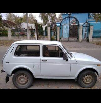 Белый ВАЗ Другая, объемом двигателя 1.6 л и пробегом 1 тыс. км за 2200 $, фото 1 на Automoto.ua