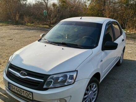 Білий ВАЗ Гранта, об'ємом двигуна 1.6 л та пробігом 160 тис. км за 4700 $, фото 1 на Automoto.ua