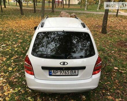 Белый ВАЗ Калина Кросс, объемом двигателя 1.6 л и пробегом 50 тыс. км за 8000 $, фото 1 на Automoto.ua