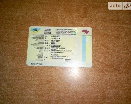 Синий ВАЗ Калина Кросс, объемом двигателя 1.6 л и пробегом 179 тыс. км за 3200 $, фото 1 на Automoto.ua