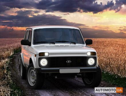 ВАЗ Нива, об'ємом двигуна 1.7 л та пробігом 0 тис. км за 12319 $, фото 1 на Automoto.ua