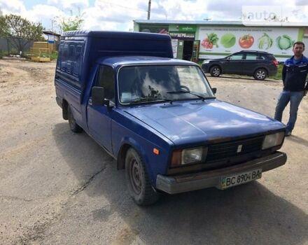 Синий ВИС 2345, объемом двигателя 1.6 л и пробегом 90 тыс. км за 1200 $, фото 1 на Automoto.ua