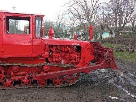 Красный ВТЗ ДТ-75, объемом двигателя 0 л и пробегом 1 тыс. км за 5000 $, фото 1 на Automoto.ua