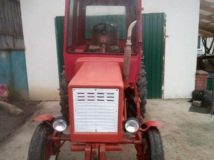 Красный ВТЗ Т-25, объемом двигателя 0 л и пробегом 15 тыс. км за 5500 $, фото 1 на Automoto.ua