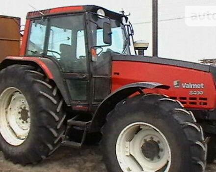 Красный Valtra 8750, объемом двигателя 6.6 л и пробегом 5 тыс. км за 22000 $, фото 1 на Automoto.ua