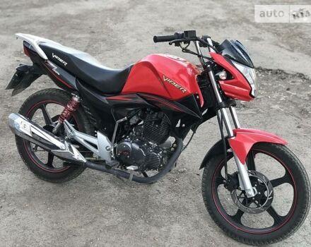 Красный Вайпер ЗС, объемом двигателя 0.15 л и пробегом 10 тыс. км за 900 $, фото 1 на Automoto.ua