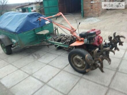 Оранжевый Витязь Витязь, объемом двигателя 0 л и пробегом 1 тыс. км за 1000 $, фото 1 на Automoto.ua