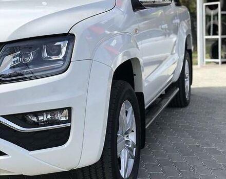 Белый Фольксваген Амарок, объемом двигателя 2 л и пробегом 62 тыс. км за 30500 $, фото 1 на Automoto.ua