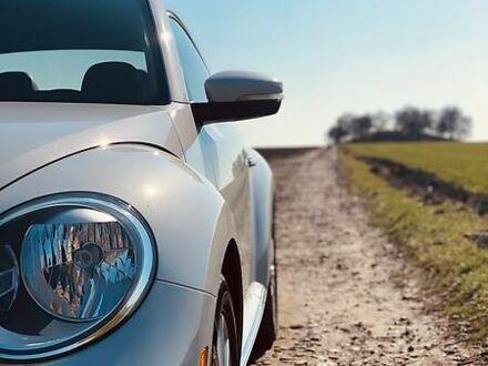 Серый Фольксваген Битл, объемом двигателя 2 л и пробегом 43 тыс. км за 16500 $, фото 1 на Automoto.ua