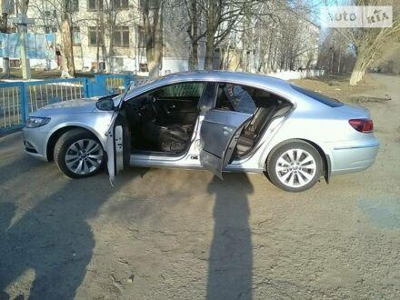 Серый Фольксваген СС, объемом двигателя 2 л и пробегом 81 тыс. км за 13300 $, фото 1 на Automoto.ua