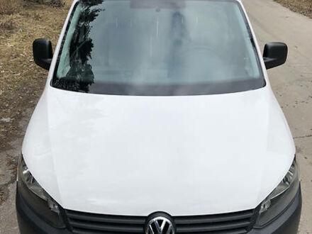 Білий Фольксваген Кадді вант., об'ємом двигуна 1.6 л та пробігом 152 тис. км за 7400 $, фото 1 на Automoto.ua