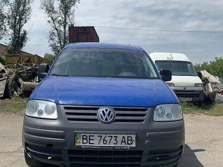 Синий Фольксваген Кадди груз., объемом двигателя 0 л и пробегом 385 тыс. км за 3900 $, фото 1 на Automoto.ua