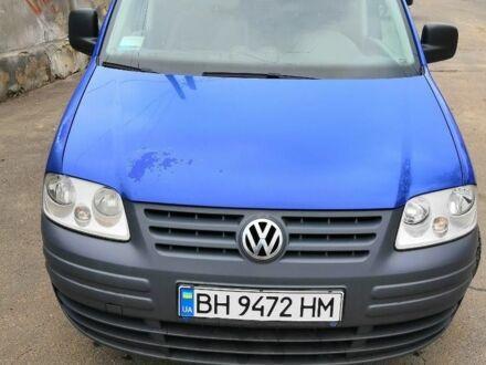 Синій Фольксваген Кадді вант., об'ємом двигуна 1.95 л та пробігом 162 тис. км за 6500 $, фото 1 на Automoto.ua
