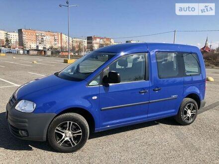 Синій Фольксваген Кадді вант., об'ємом двигуна 1.4 л та пробігом 189 тис. км за 7999 $, фото 1 на Automoto.ua