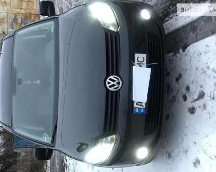 Чорний Фольксваген Caddy пасс., об'ємом двигуна 1.6 л та пробігом 350 тис. км за 10200 $, фото 1 на Automoto.ua