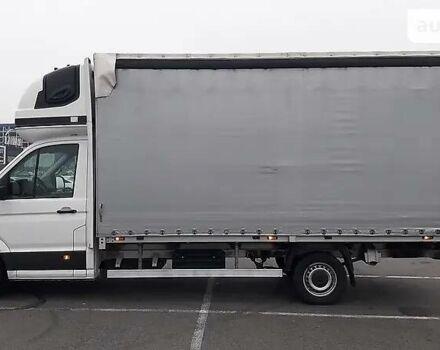 Белый Фольксваген Крафтер груз., объемом двигателя 2 л и пробегом 110 тыс. км за 26900 $, фото 1 на Automoto.ua