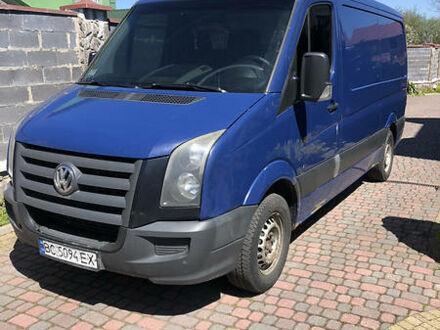 Синій Фольксваген Крафтер вант., об'ємом двигуна 2.5 л та пробігом 111 тис. км за 7799 $, фото 1 на Automoto.ua