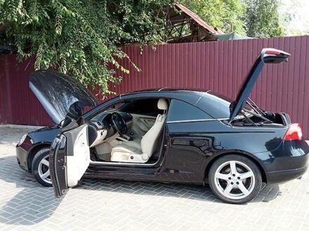 Чорний Фольксваген Еос, об'ємом двигуна 2 л та пробігом 192 тис. км за 9450 $, фото 1 на Automoto.ua