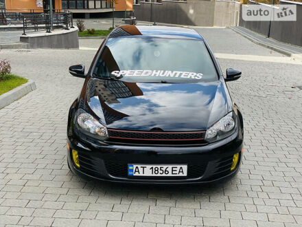Чорний Фольксваген Гольф ГТІ, об'ємом двигуна 2 л та пробігом 145 тис. км за 10999 $, фото 1 на Automoto.ua