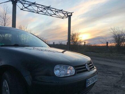 Чорний Фольксваген Гольф, об'ємом двигуна 1.6 л та пробігом 184 тис. км за 5200 $, фото 1 на Automoto.ua