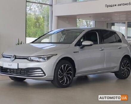 купити нове авто Фольксваген Гольф 2020 року від офіційного дилера Автоцентр Захід Volkswagen Фольксваген фото