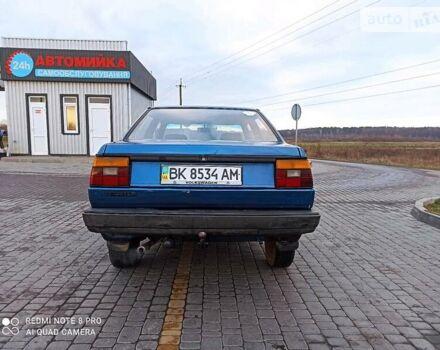 Синий Фольксваген Джетта, объемом двигателя 1.6 л и пробегом 220 тыс. км за 1850 $, фото 1 на Automoto.ua