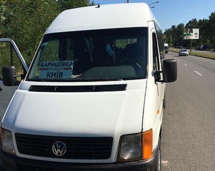Білий Фольксваген ЛТ пас., об'ємом двигуна 2.5 л та пробігом 500 тис. км за 5500 $, фото 1 на Automoto.ua