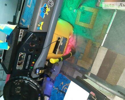 Білий Фольксваген ЛТ пас., об'ємом двигуна 2.5 л та пробігом 40 тис. км за 7900 $, фото 1 на Automoto.ua