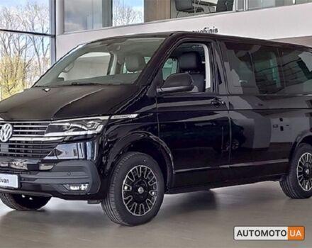 купити нове авто Фольксваген Мультиван 2021 року від офіційного дилера Автоцентр Захід Volkswagen Фольксваген фото