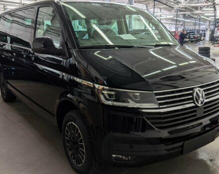 купити нове авто Фольксваген Мультиван 2021 року від офіційного дилера Атлант-М Київ Фольксваген фото