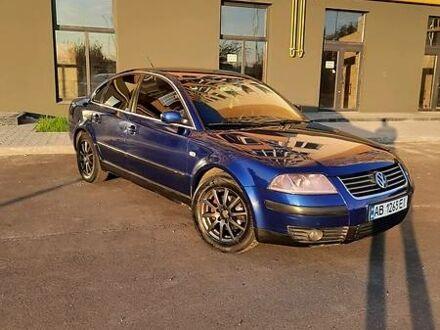Синій Фольксваген Пассат Б5, об'ємом двигуна 1.6 л та пробігом 198 тис. км за 5600 $, фото 1 на Automoto.ua
