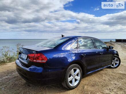 Синій Фольксваген Пассат Б7, об'ємом двигуна 2.5 л та пробігом 178 тис. км за 13000 $, фото 1 на Automoto.ua