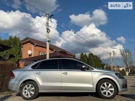Серый Фольксваген Поло, объемом двигателя 1.6 л и пробегом 88 тыс. км за 9999 $, фото 1 на Automoto.ua