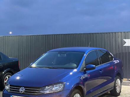 Синій Фольксваген Поло, об'ємом двигуна 1.4 л та пробігом 28 тис. км за 14200 $, фото 1 на Automoto.ua