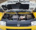 Оранжевый Фольксваген Т4 (Транспортер) груз., объемом двигателя 2.4 л и пробегом 170 тыс. км за 5850 $, фото 1 на Automoto.ua