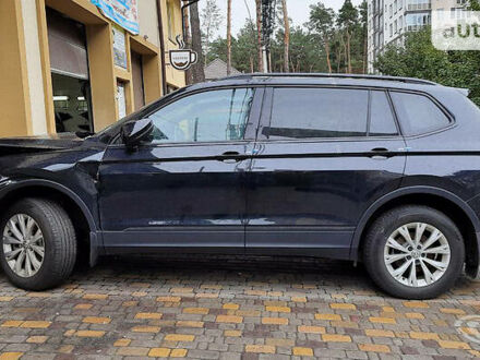 Черный Фольксваген Tiguan Allspace, объемом двигателя 0 л и пробегом 35 тыс. км за 15100 $, фото 1 на Automoto.ua