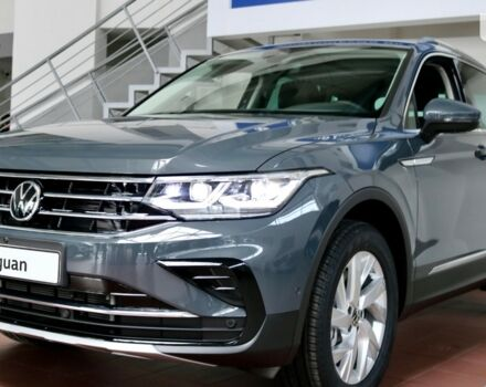 купити нове авто Фольксваген Тігуан 2021 року від офіційного дилера Джерман-Автоцентр Фольксваген фото