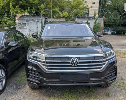 купити нове авто Фольксваген Туарег 2021 року від офіційного дилера Атлант-М Київ Фольксваген фото