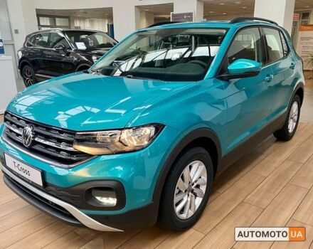 купити нове авто Фольксваген T-Cross 2020 року від офіційного дилера Альянс-ІФ Volkswagen Фольксваген фото