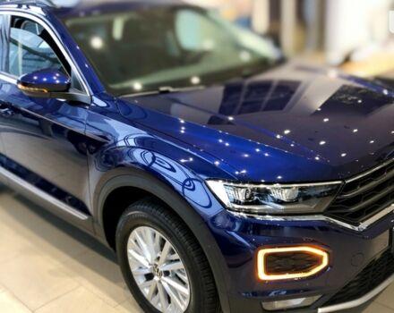 купить новое авто Фольксваген Ти-Рок 2020 года от официального дилера Алекс СО Фольксваген фото