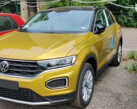 купити нове авто Фольксваген Ті-Рок 2021 року від офіційного дилера Атлант-М Київ Фольксваген фото