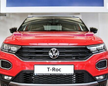 купити нове авто Фольксваген Ті-Рок 2021 року від офіційного дилера Джерман-Автоцентр Фольксваген фото