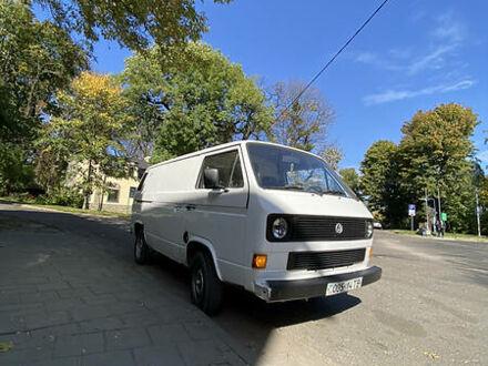 Білий Фольксваген T3 (Transporter) груз., об'ємом двигуна 1.9 л та пробігом 350 тис. км за 3300 $, фото 1 на Automoto.ua