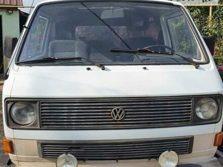 Білий Фольксваген T3 (Transporter) груз., об'ємом двигуна 1.9 л та пробігом 100 тис. км за 2200 $, фото 1 на Automoto.ua