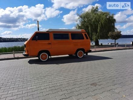 Фольксваген T3 (Transporter) груз-пасс., об'ємом двигуна 1.9 л та пробігом 255 тис. км за 7099 $, фото 1 на Automoto.ua