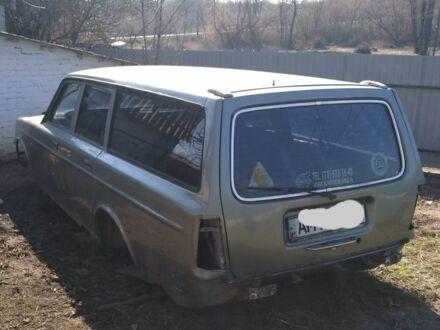 Серый Вольво 240, объемом двигателя 2.4 л и пробегом 25 тыс. км за 500 $, фото 1 на Automoto.ua