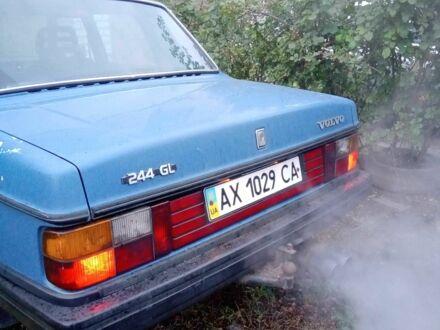 Синий Вольво 240, объемом двигателя 2 л и пробегом 10 тыс. км за 1231 $, фото 1 на Automoto.ua