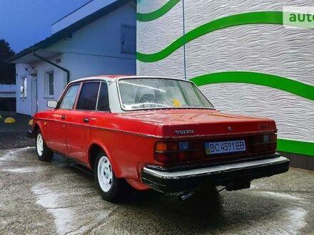Червоний Вольво 244, об'ємом двигуна 2 л та пробігом 108 тис. км за 1600 $, фото 1 на Automoto.ua