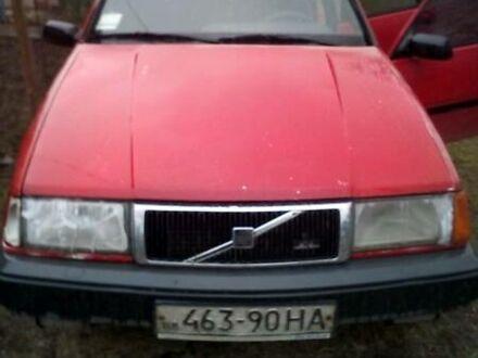 Красный Вольво 440, объемом двигателя 1.7 л и пробегом 375 тыс. км за 1000 $, фото 1 на Automoto.ua